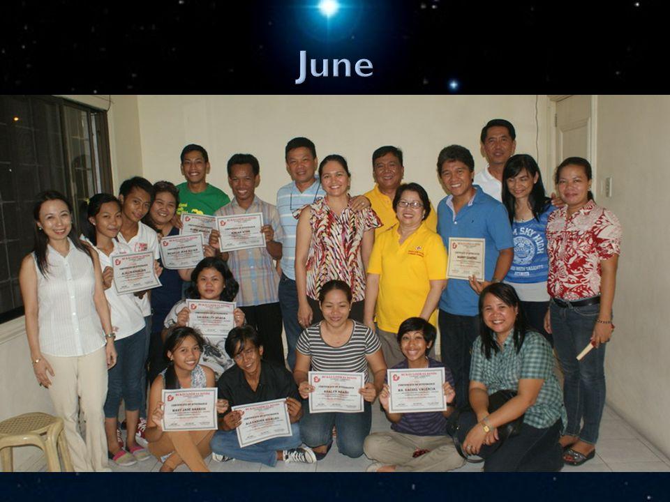STEPS Summerschool Graduation; One-week STEPS Seminar in Manila for Kindergarten Teachers