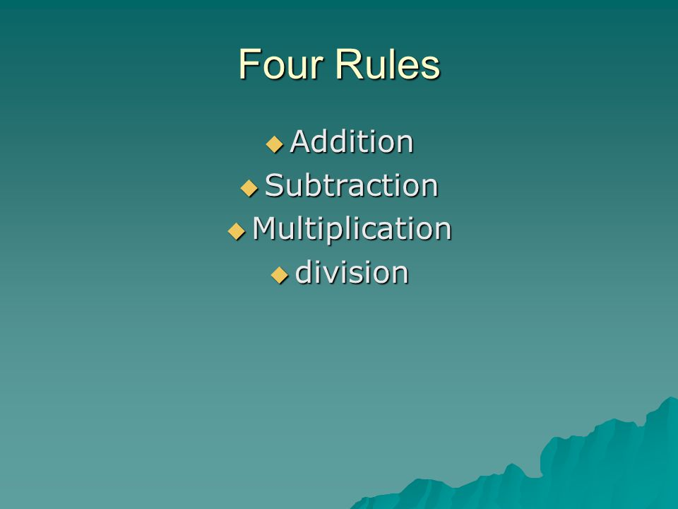 Addition Stage 1 (Reception) Practical activities and discussions Practical activities and discussions Finding one more than a number from 1 to 10 Finding one more than a number from 1 to 10 Using vocabulary associated with addition Using vocabulary associated with addition
