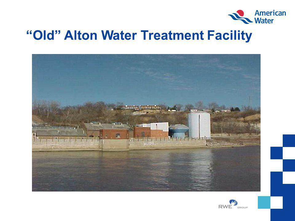 Old Alton Water Treatment Facility