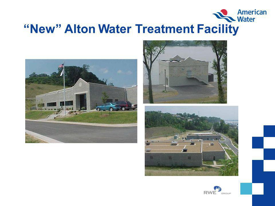 New Alton Water Treatment Facility