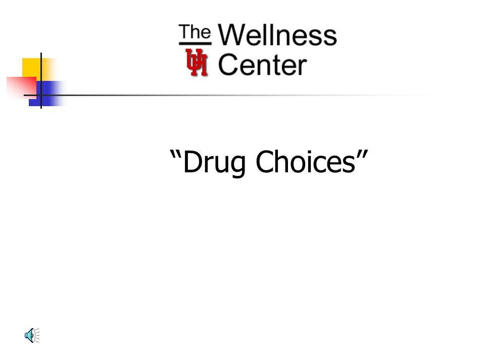 Drug Choices