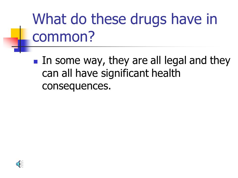 ELDERLY 2/3 of 65 & older take one drug per day 1/4 take 3+ a day (some take 10+) 2 bil. prescriptions in U.S yearly ($100 b.) Also use of herbs and v