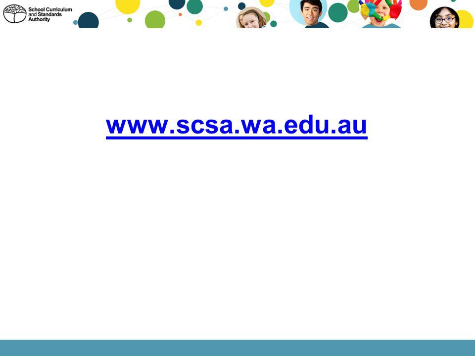 www.scsa.wa.edu.au