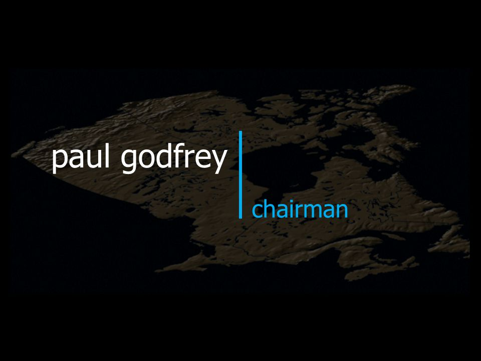 paul godfrey chairman
