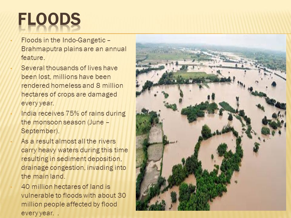 Natural Disasters are very frequent these days and it brings immense loss to lives and property.
