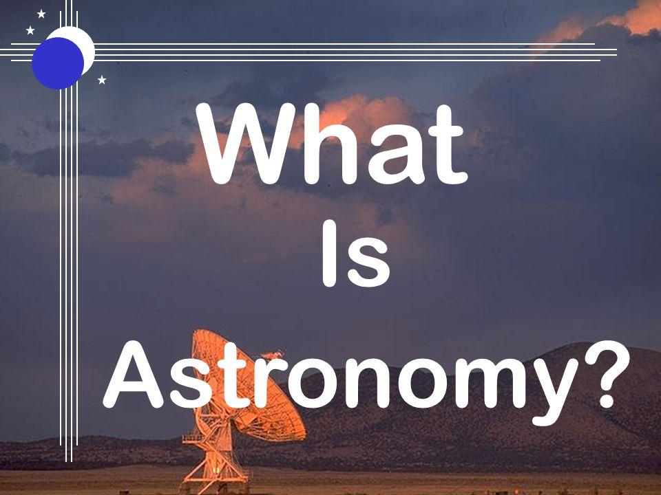 The Albuquerque Astronomical Society Educational Outreach Presents