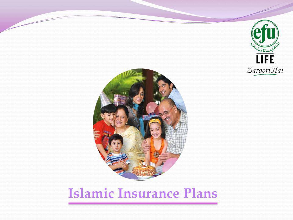 Islamic Insurance Plans