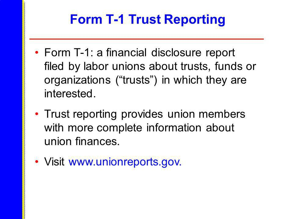 Schedule 3 - Disbursements to Officers and Employees of the Trust List the names and titles of all officers of the trust, whether or not they received any salary or disbursements.