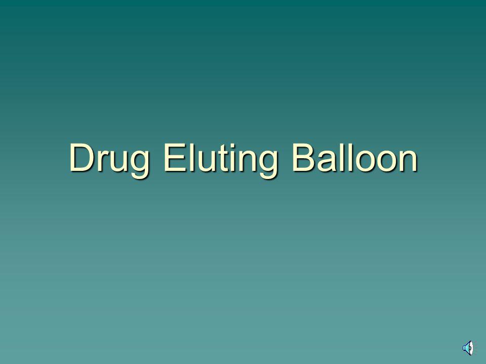 Drug Eluting Balloon