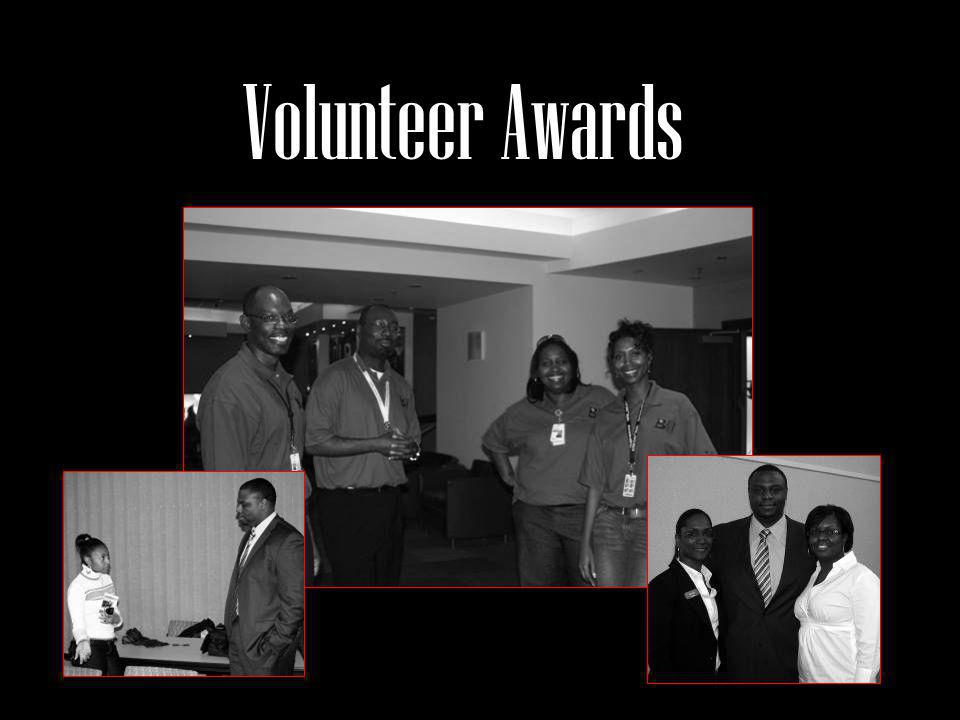 Volunteer Awards