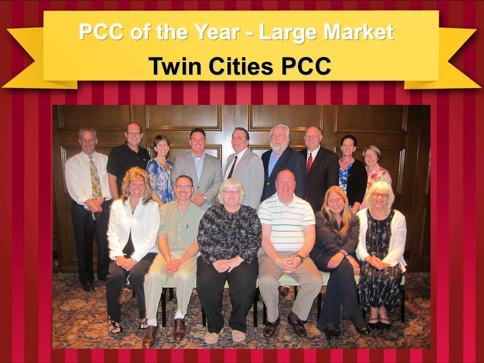 Although this years winner is a PCC in a smaller market, they have made a big impact.