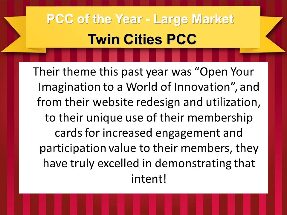 Twin Cities PCC