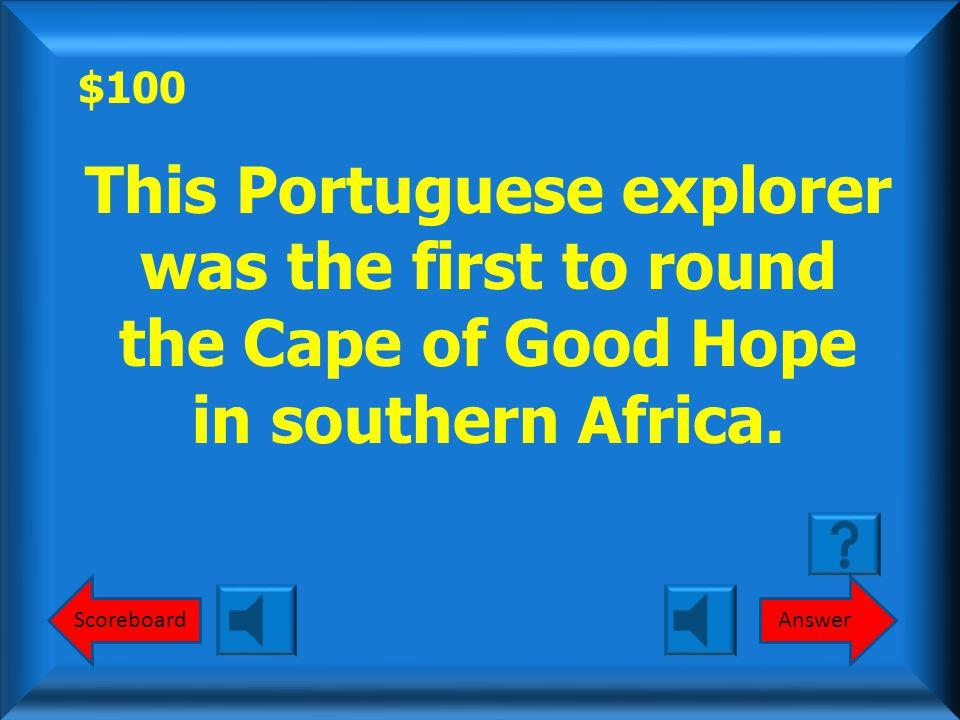 $500 Round 1 Girolamo Savonarola? Who is Girolamo Savonarola?