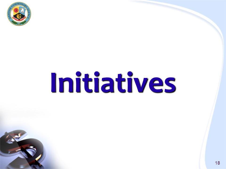 18 Initiatives