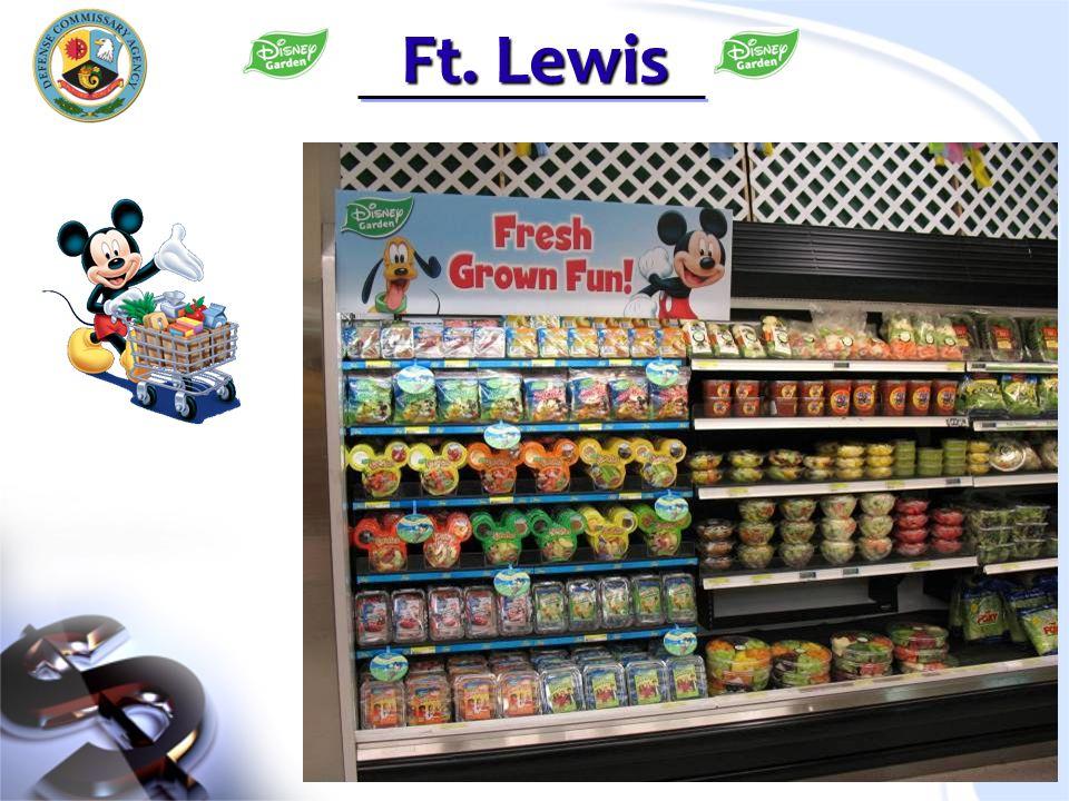 19 Ft. Lewis