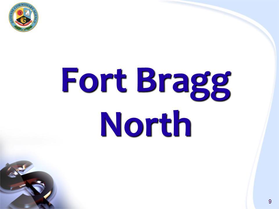 9 Fort Bragg North