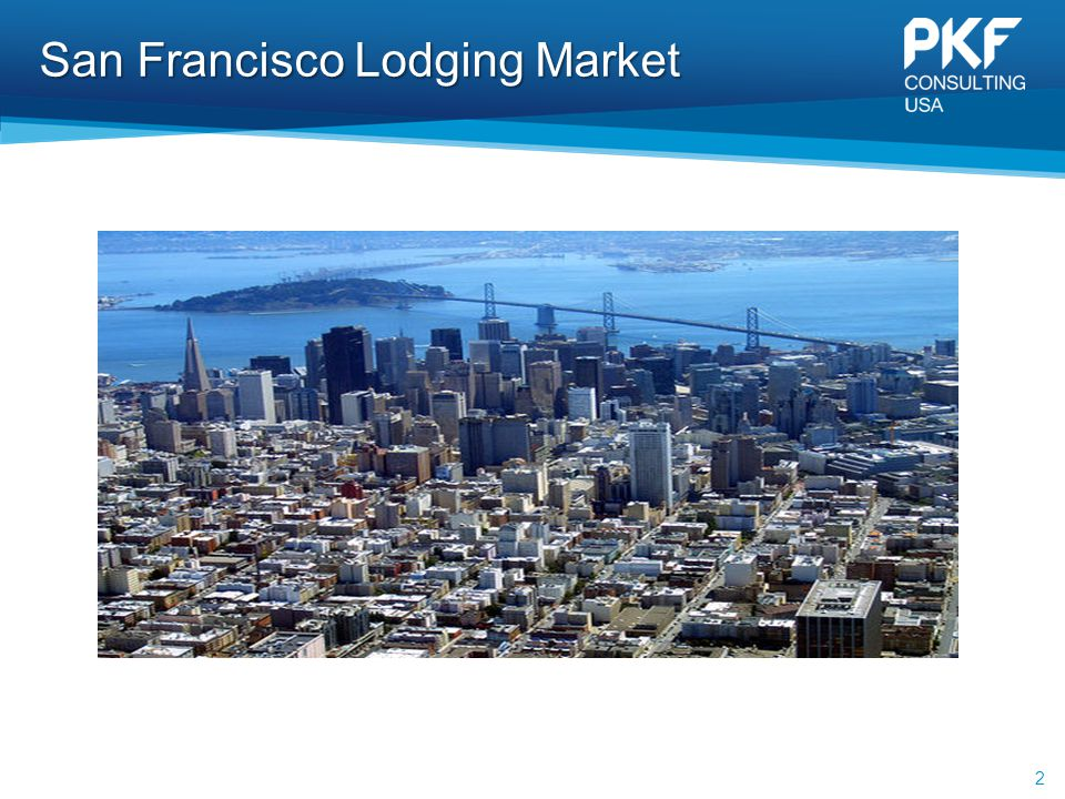 Historical Occupancy and ADR of the San Francisco Lodging Market 3