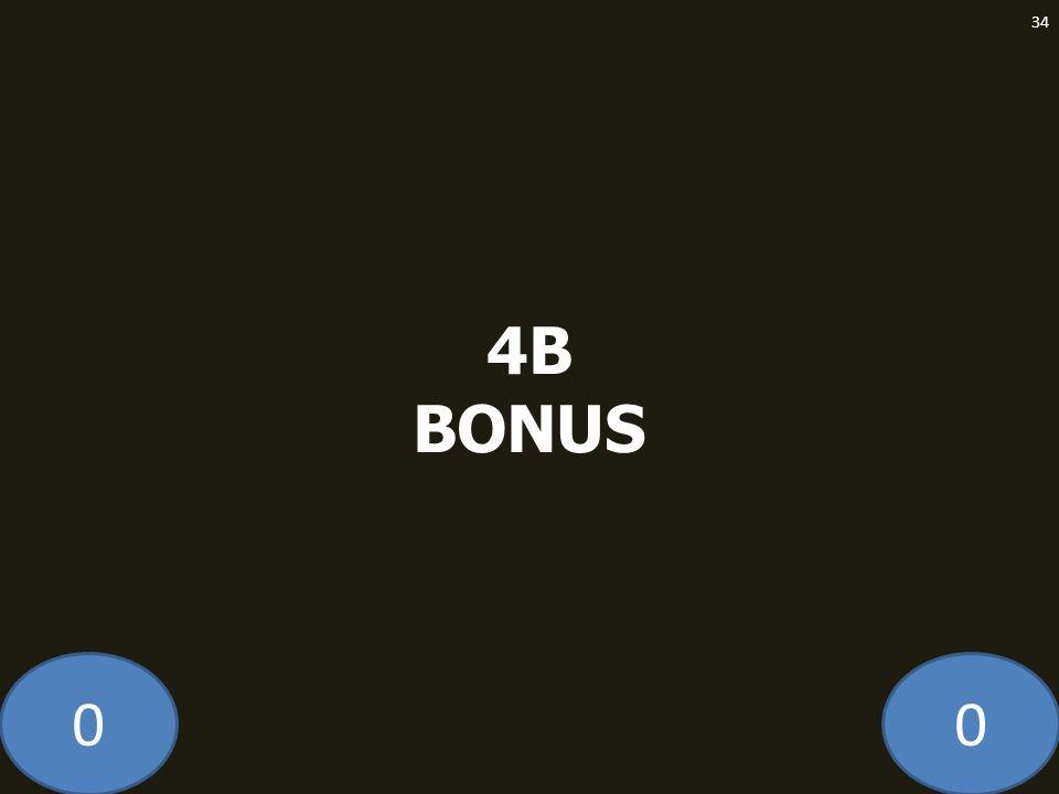 00 4B BONUS 34