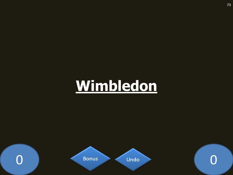 00 Wimbledon 73 Undo Bonus