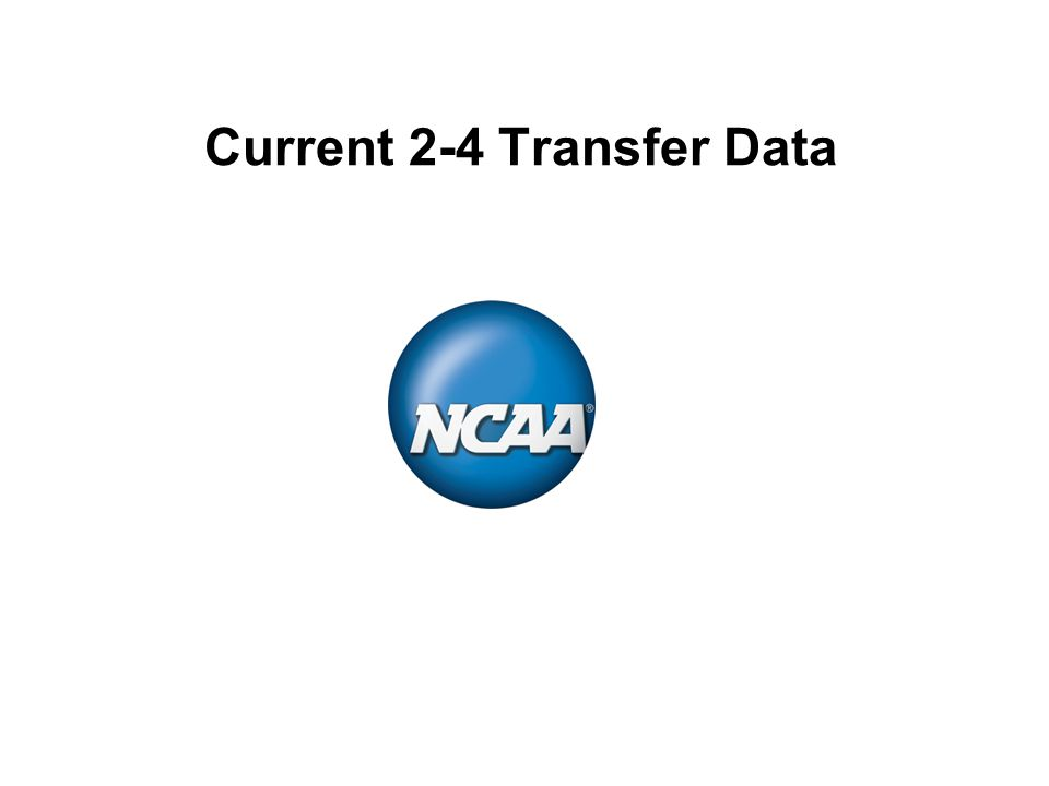 Current 2-4 Transfer Data