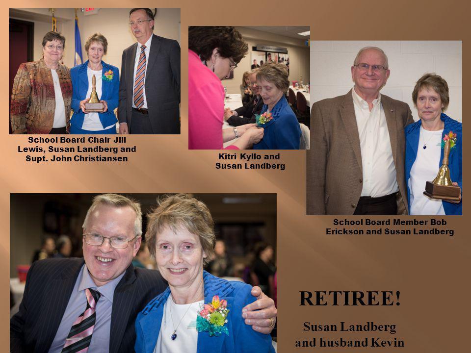 25-YEAR AWARD Deb Piper 35-YEAR AWARD Joan McNamara 30-YEAR AWARD Donna Brittain