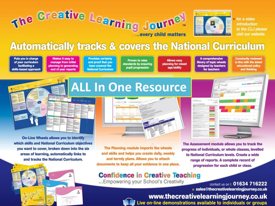 ALL In One Resource