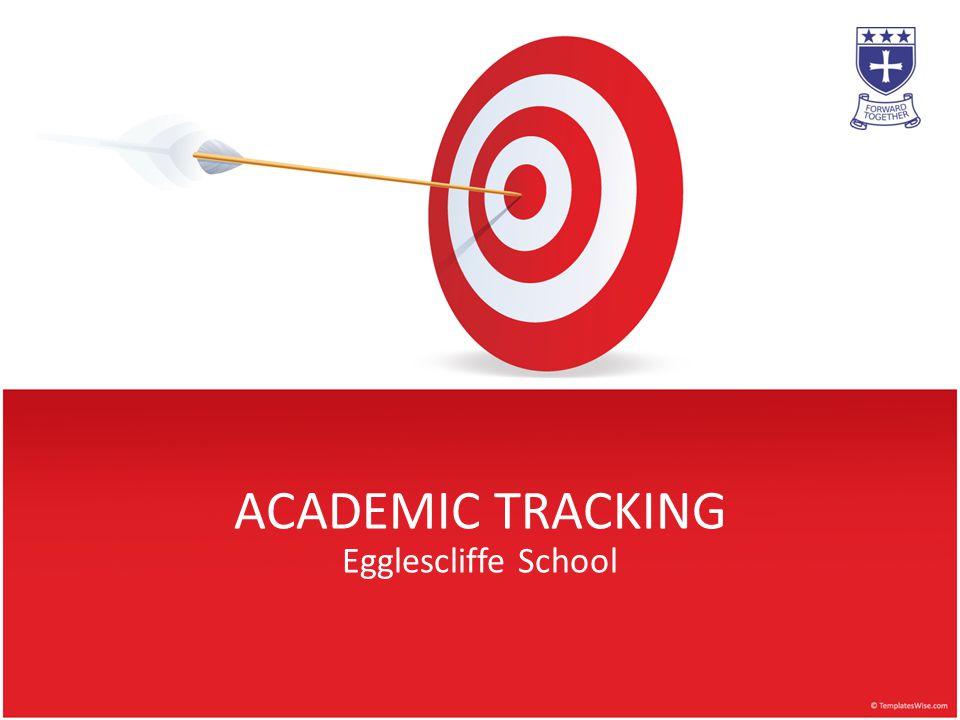 ACADEMIC TRACKING Egglescliffe School