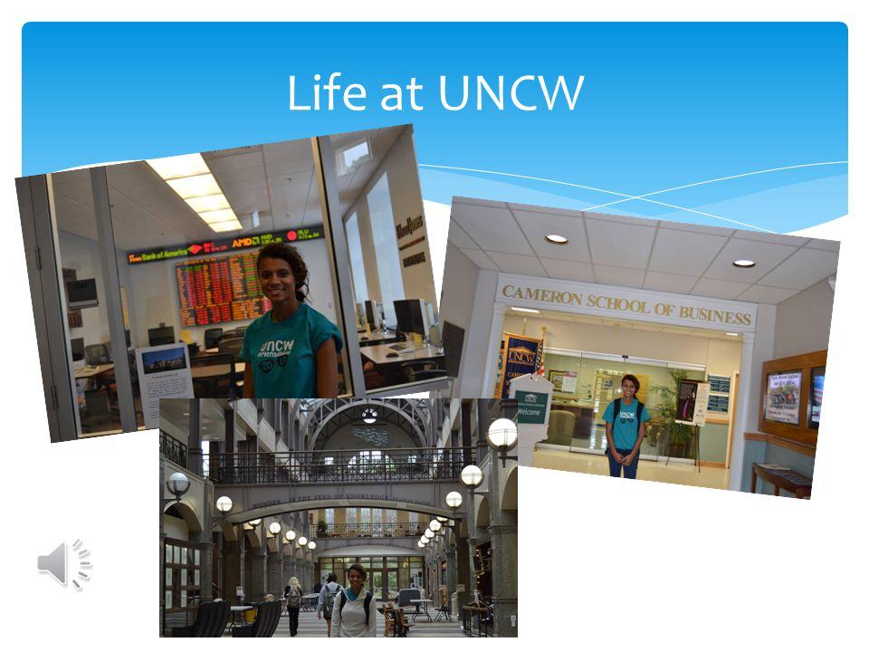 Life at UNCW