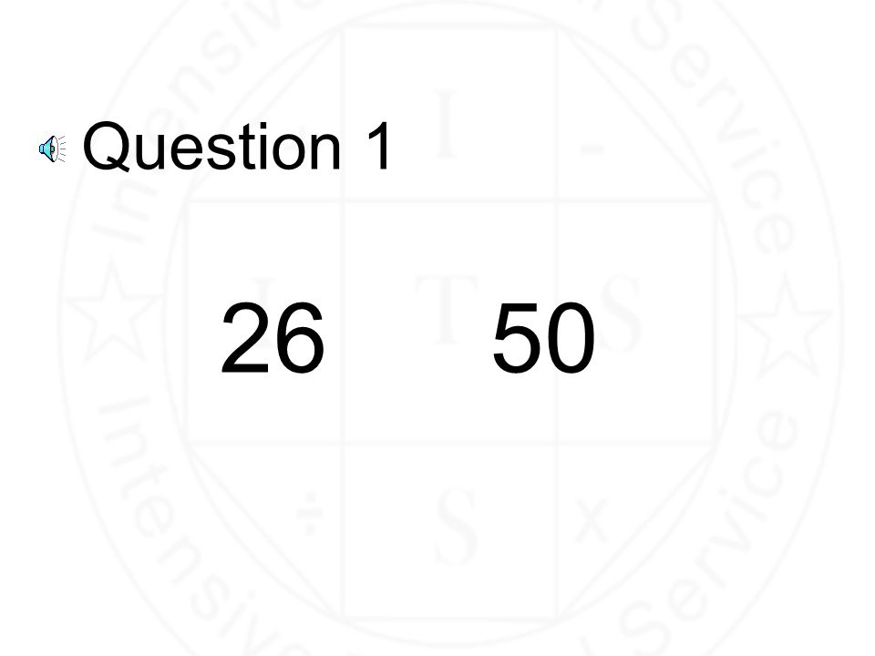 Year 6/7 mental test 5 second questions Addition and Subtraction Addition
