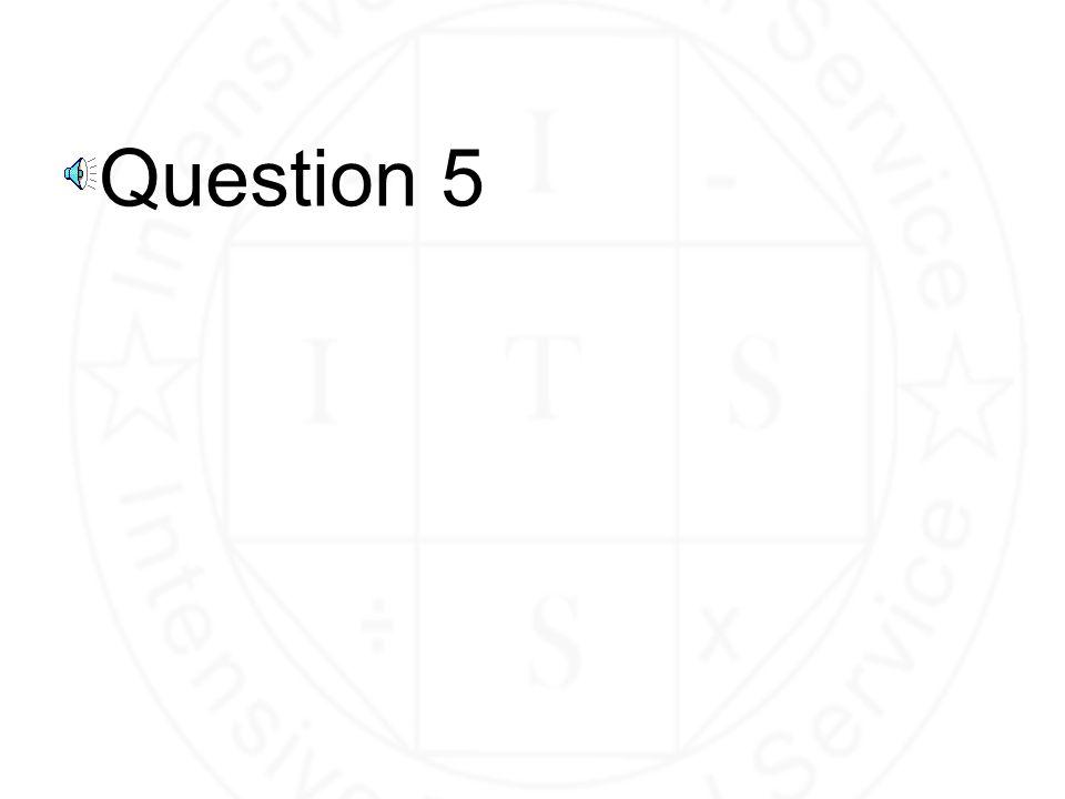 Question 4 cm