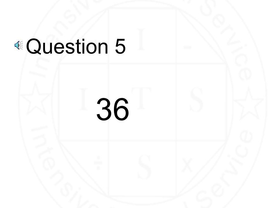Question 4 70