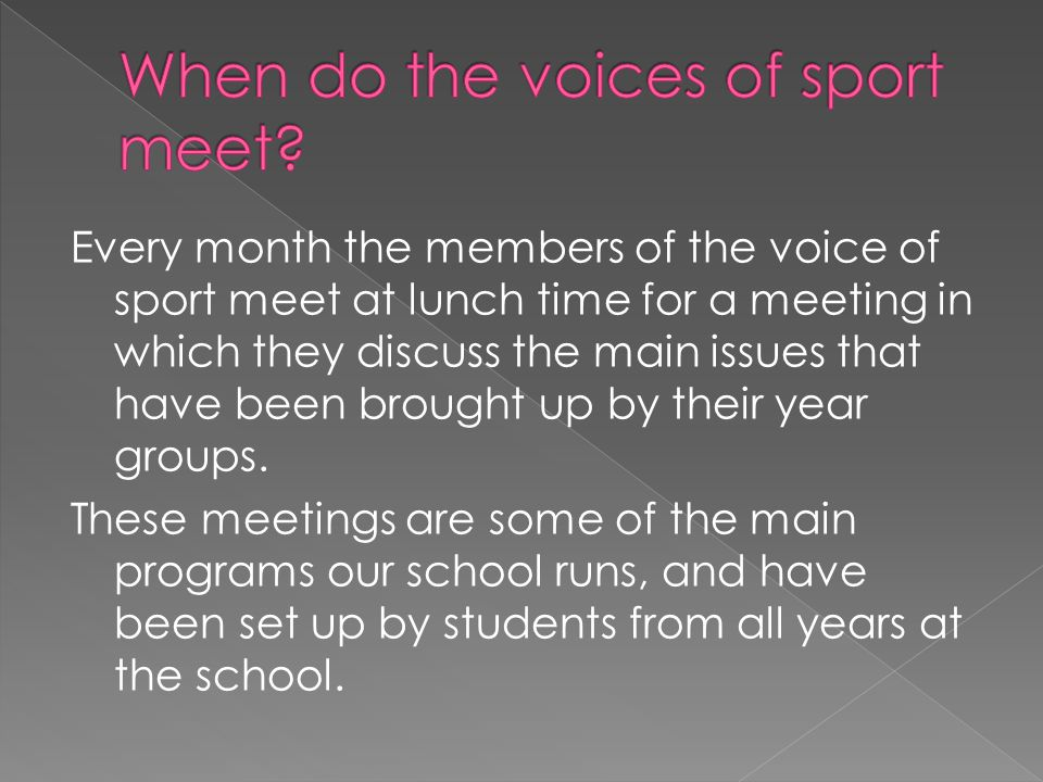 Through voice of sport we as a team have set up a variety of extra curricular and curricular activities for the pupils at our schools.