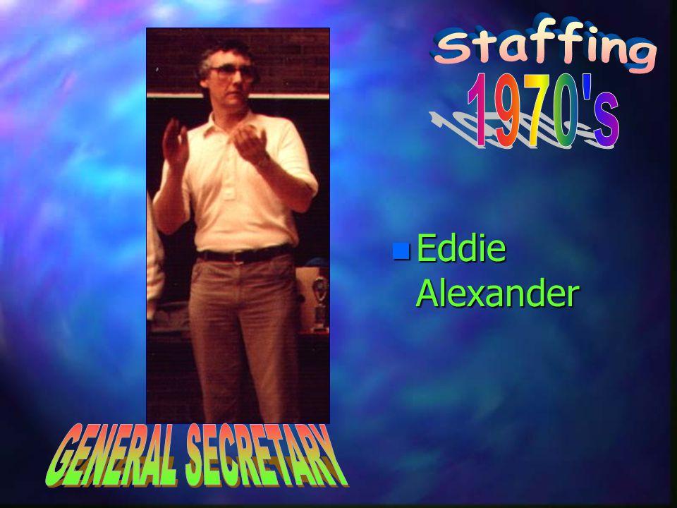 n Eddie Alexander