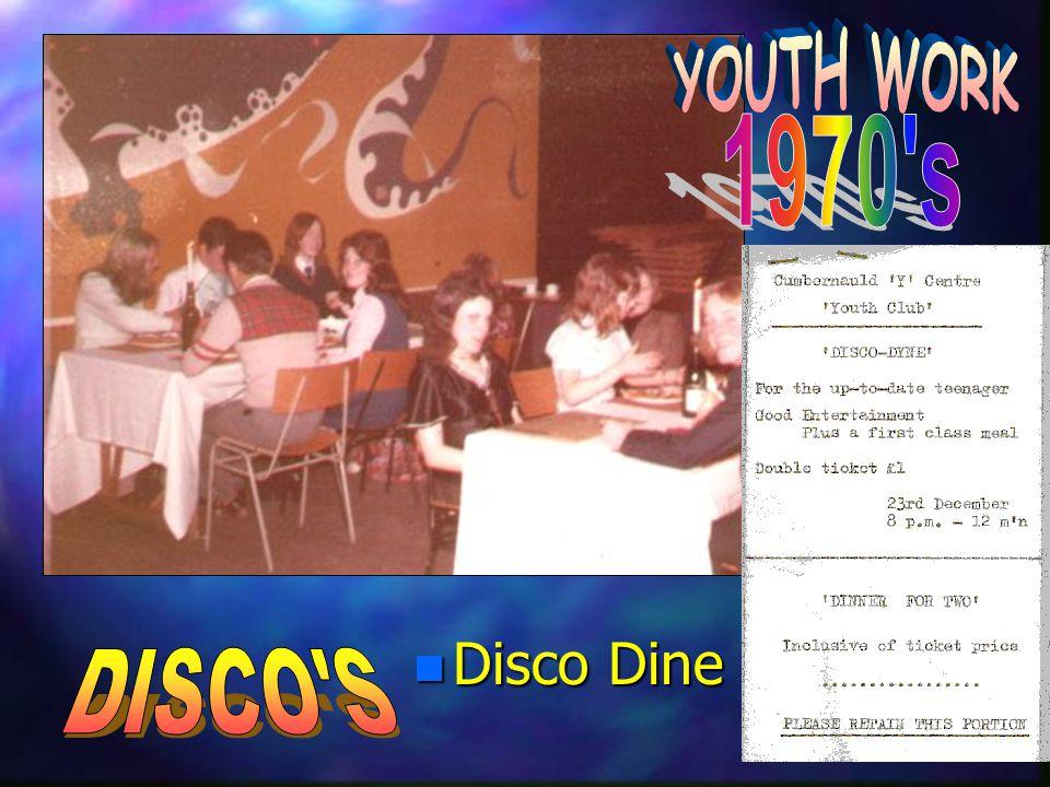 n Disco Dine