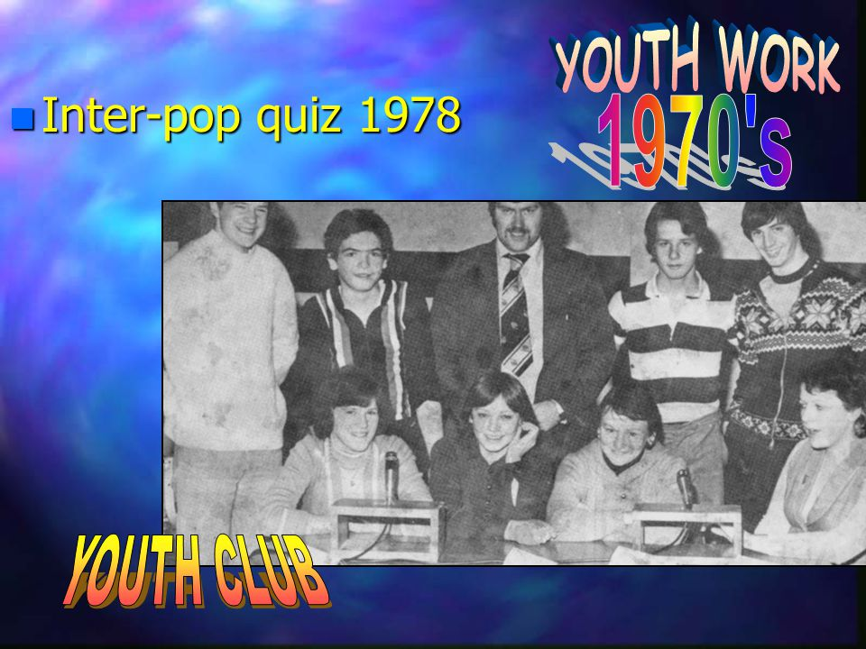 n Inter-pop quiz 1978