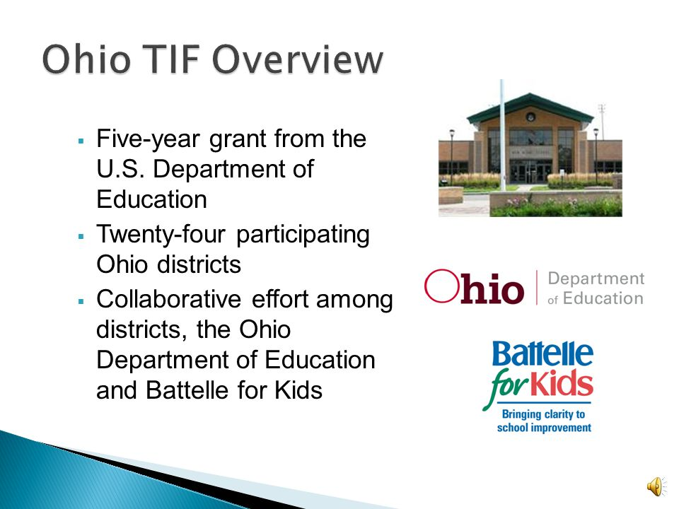 Five-year grant from the U.S.