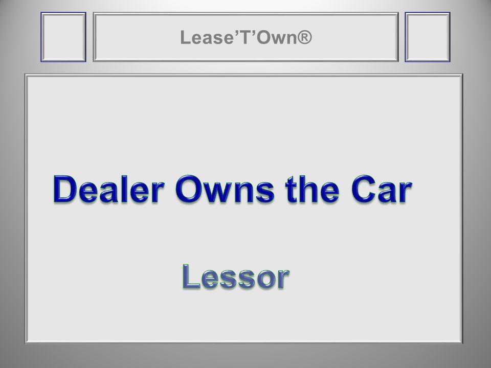LeaseTOwn®