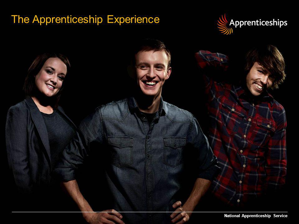 National Apprenticeship Service The Apprenticeship Experience