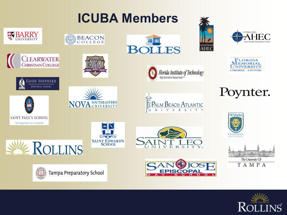 ICUBA Members