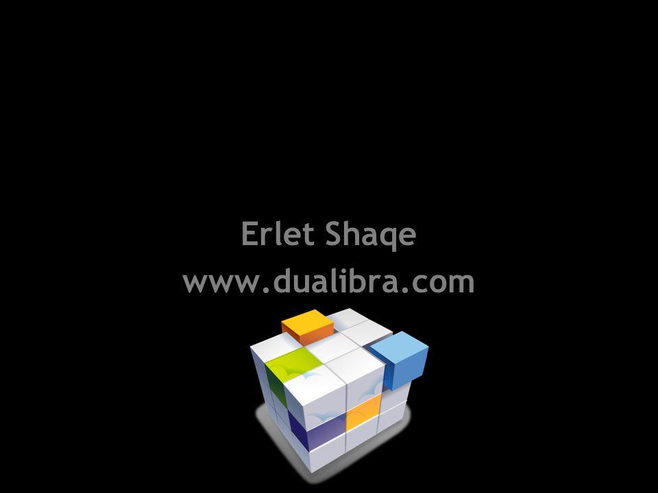 Erlet Shaqe www.dualibra.com