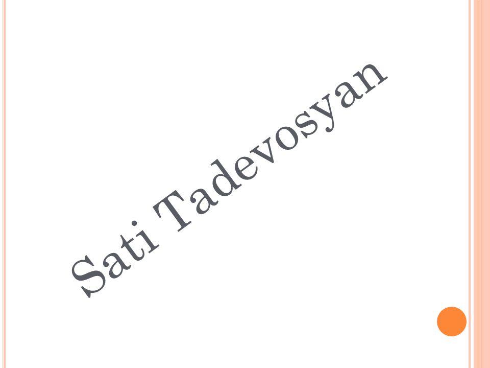 Sati Tadevosyan
