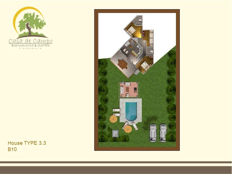 House TYPE 3.3 B10