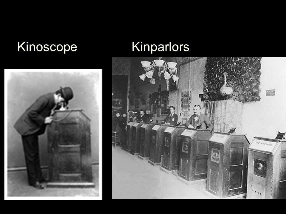 Kinoscope Kinparlors