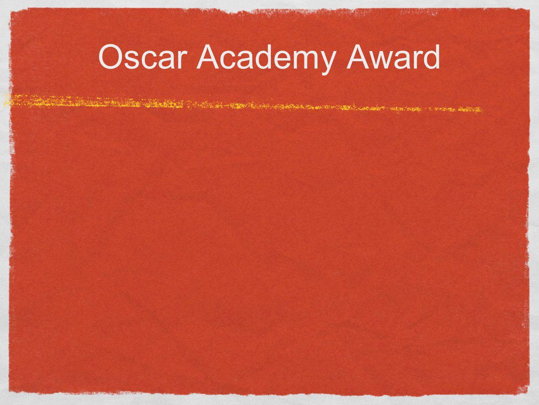 Oscar Academy Award