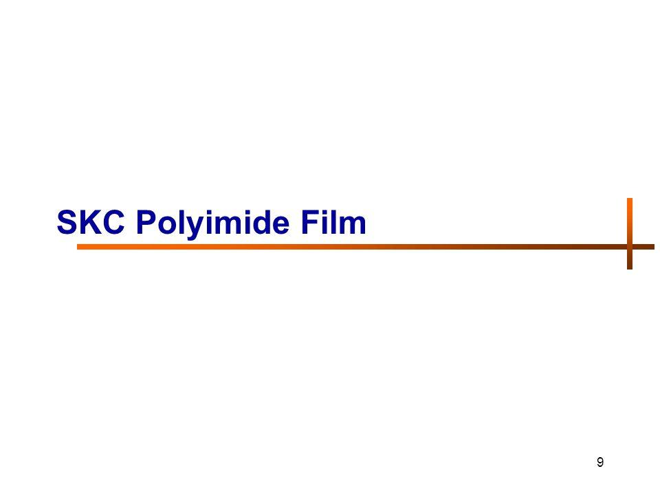 9 SKC Polyimide Film