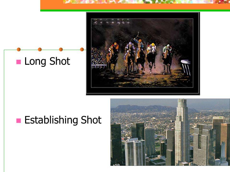 Point of View (POV) shot