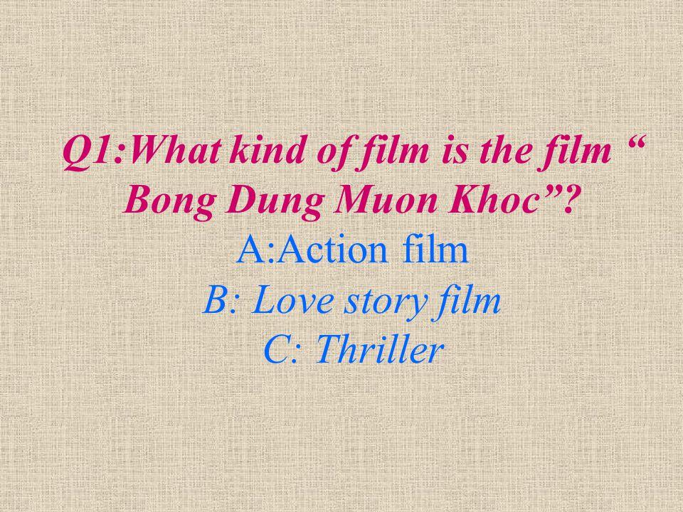Q2: AVATAR is the name of a/an__________. A. Cartoon film B. War film C. Science fiction film