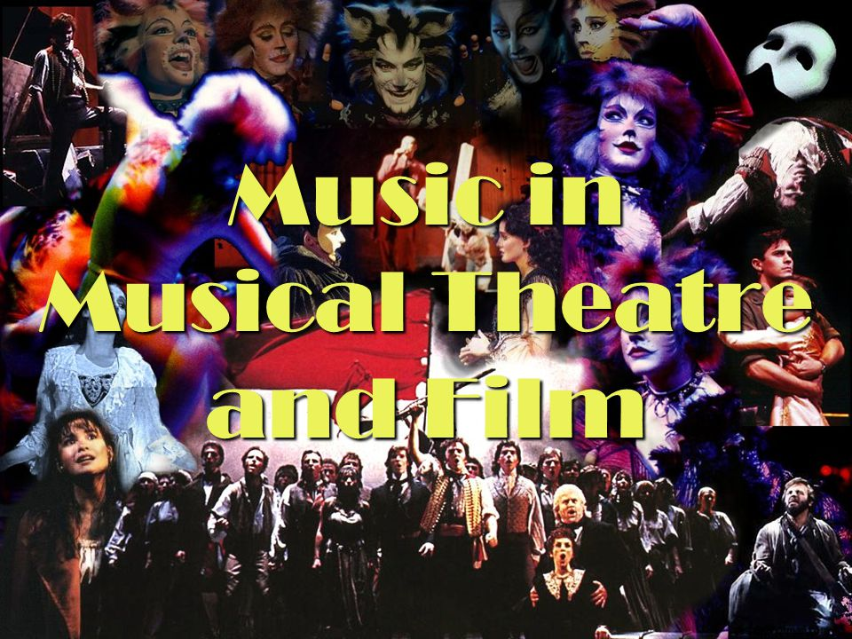 Music in Musical Theatre and Film