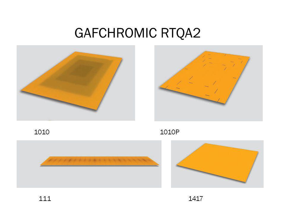 GAFCHROMIC RTQA2 10101010P 1111417