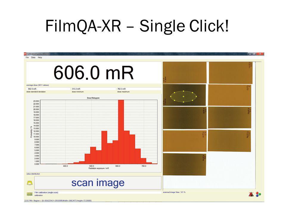 FilmQA-XR – Single Click!